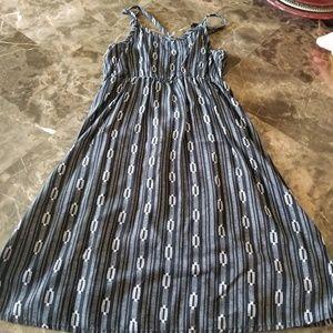 Old navy summer dress size large